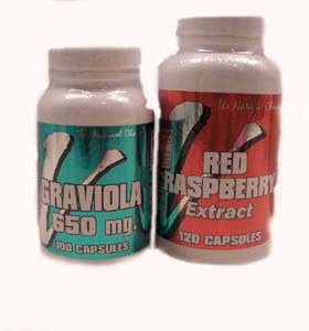 Graviola & Ellagic Acid - Cancer Fighting Combination